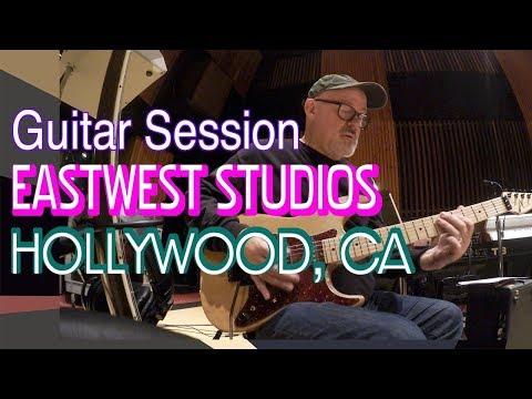 Guitar Session | EastWest Studios | Tim Pierce