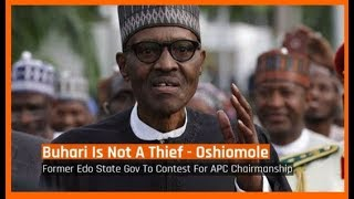 vuclip Nigeria News Today: Unlike Past Leaders, Buhari Is Not A Thief – Oshiomhole (11/05/18)