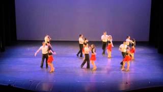 Michigan Ballroom Dance Team @ Dance Mix 2016