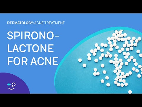 Spironolactone For Acne [Acne Treatment]
