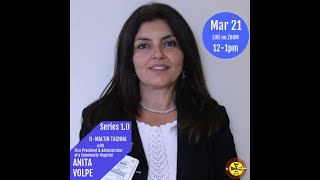 IL MALTIN TAGHNA with Dr. Anita Volpe