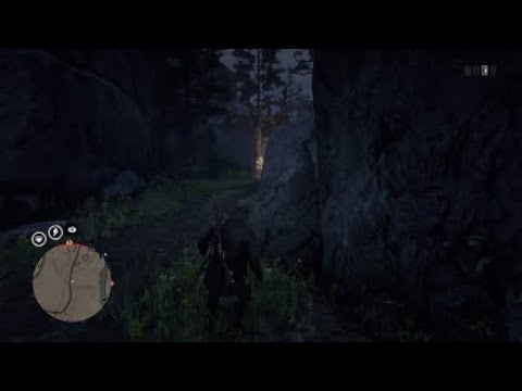 Red dead redemption 2 (Glitch 1) - Villain Gamer