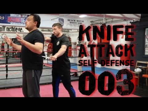 Daily Teaching Knife Attack from behind thumbnail