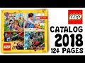 LEGO Catalog 2018 all lego sets - Sets Images - ALL LEGO SETS 2018 - NEW! - 124 pages