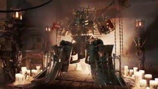 Fallout 4 – Automatron Official Trailer PEGI - english