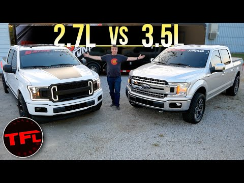 It's EcoBeast Time: Here's How You Can Make YOUR Ford F-150 QUICKER Than A Ram TRX!