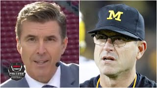Jim Harbaugh on the significance of the Big Ten playing football this season   College GameDay