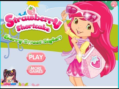 Online Strawberry Shortcake Games - Strawberry Shortcake ...