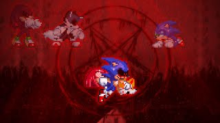 What happens if both Tails and Knuckles will die in their duo survival??? Sonic.exe SoH