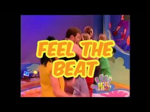 Feel The Beat - Hi-5 - Season 2 Song of the Week
