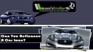 By sdk,Can U Refinance A Car Loan With No Cosigner