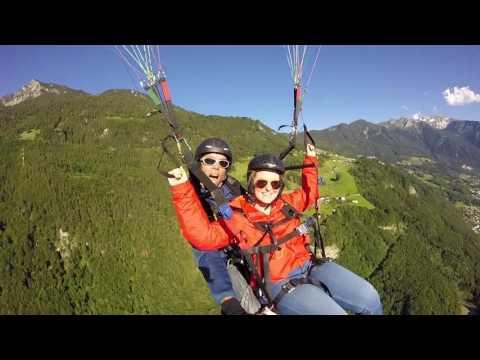 Paragliding in Liechtenstein