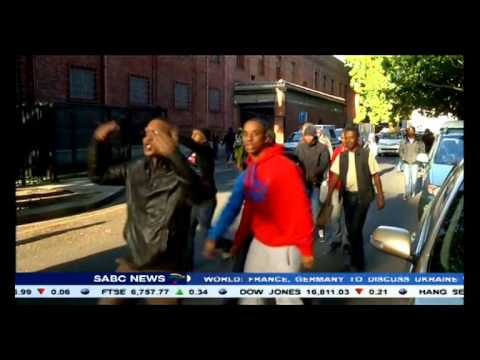A bomb threat and gang violence at Mitchell's Plain Magistrate's court