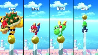 Super Mario Party - All Free-for-all Minigames  Master Difficulty