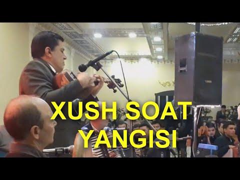 OG'ABEK SOBIROV XUSH SOAT YANGISI YOMONI