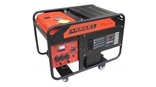 электрогенератор Aurora AGE 12000 DZN Plus обзор
