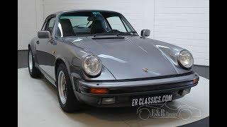Porsche 911 3.2 Carrera Coupé 1986 -VIDEO- www.ERclassics.com