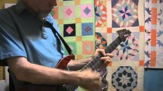 Satch Boogie guitar play-along