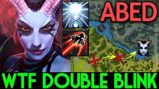 ABED Dota 2 [Queen of Pain] WTF! Double Blink Subscribe : http://go...