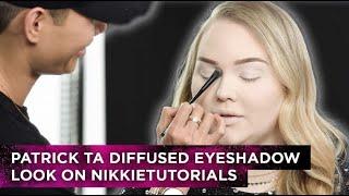 How To: Diffused Eyeshadow Look Tutorial - Patrick Ta + NikkieTutorials