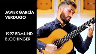 """""""Cancion Al Reencuentro"""" Composed And Performed By Javier Garcia Verdugo On A 1997 Edmund Blochinger"""