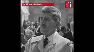 France 28 avril 1969, Charles de Gaulle quitte le pouvoir