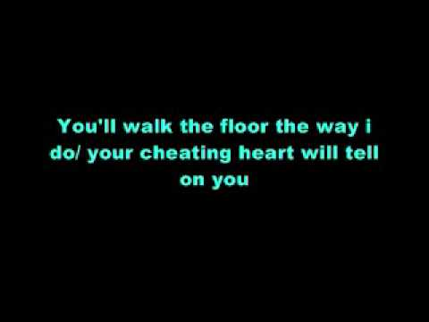 patsy cline your cheating heart