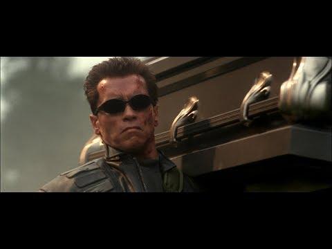 Terminator 3: Rise of the Machines - Cemetery Escape Scene (1080p)