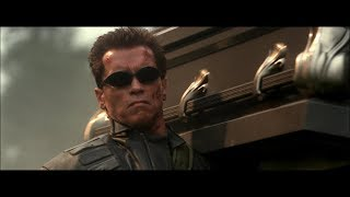 Terminator 3: Rise of the Machines - Cemetery Escape Scene (1080p)