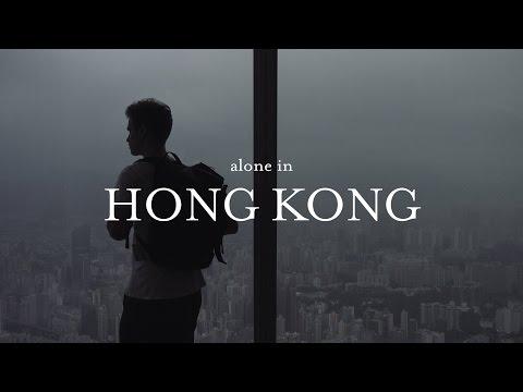 Alone In   Hong Kong