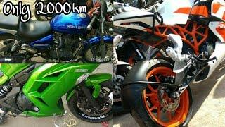 Medium Budget Bikes in Cheap Price | Only 2000km | DELHI | Tushar 51NGH