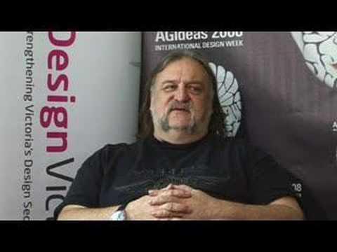 Richard Seymour - Business and Design