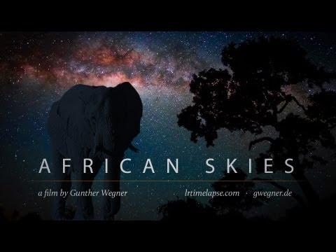 African Skies   lrtimelapse.com