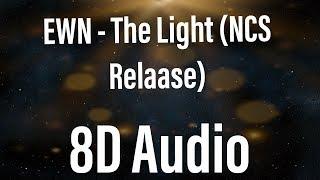 EWN - The Light ( NCS Release) 8D Audio Escuchar musica con tecnologia 8d