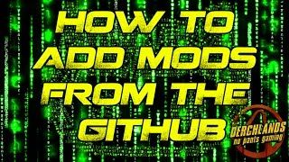 Borderlands 2: How to Add Mods from the Github (PC only)