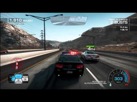 Need For Speed: Hot Pursuit  SCPD  Point Of Impact Hot Pursuit