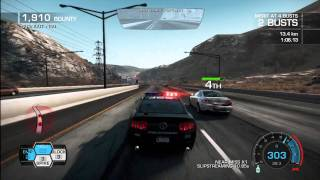 Need For Speed: Hot Pursuit - SCPD - Point Of Impact [Hot Pursuit]