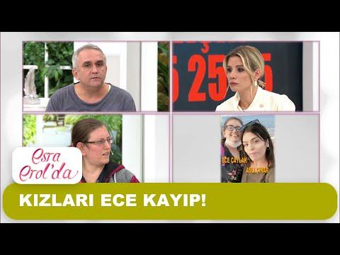 Mustafa-Aslı çiftinin 20 yaşındaki kızları Ece 4 gündür kayıp! - Esra  Erol'da 29 Ekim 2020 - YouTube