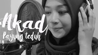 Download Lagu PAYUNG TEDUH - AKAD (cover) by YULIE Mp3