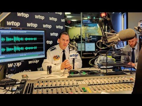 D.C. Mayor Bowser announces Newsham as police chief