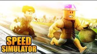 1000000'A DOĞRU----500000 BİN HIZ!!! /Roblox Speed Simulator 2
