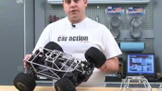RC Truck Roll Cages
