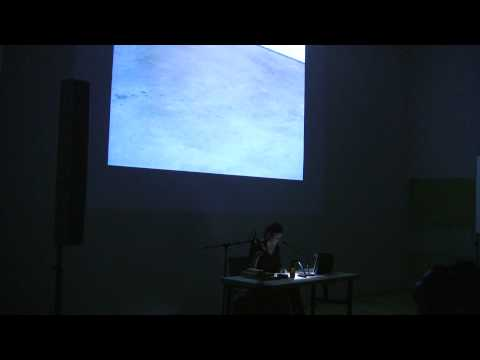 Artists on Artists Lecture Series - Helen Mirra on Imi Knoebel