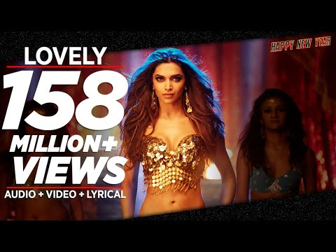 OFFICIAL: 'Lovely' FULL VIDEO Song | Shah Rukh Khan | Deepika Padukone | Kanika Kapoor