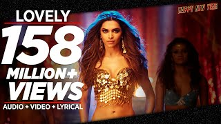 OFFICIAL: 'Lovely' FULL VIDEO Song | Shah Rukh Khan | Deepika Padukone | Kanika Kapoor(Watch 'Lovely' FULL VIDEO Song from the movie Happy New Year exclusively on T-Series. Click to share it on Facebook - http://bit.ly/LovelyFullVideo SONG ..., 2014-11-10T06:09:09.000Z)