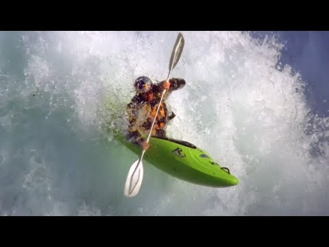 Kayaking The World - Ultimate Rush - Ep 8