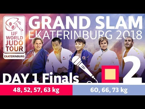Grand-Slam Ekaterinburg 2018: Day 1 - Final Block