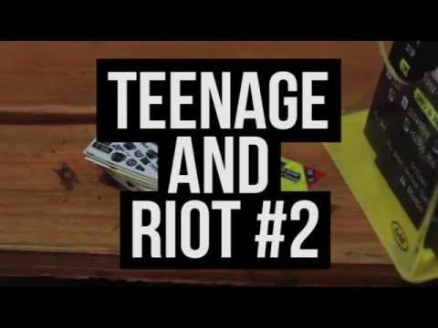 Teenage and Riot #2