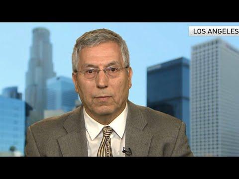 Hamoud Salhi talks global implications for US embassy move to Jerusalem