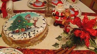 видео Новогодний пирог василопита